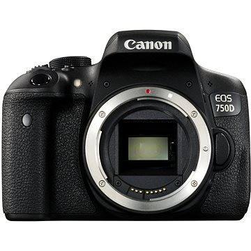 Canon EOS 750D body Black (0592C018)