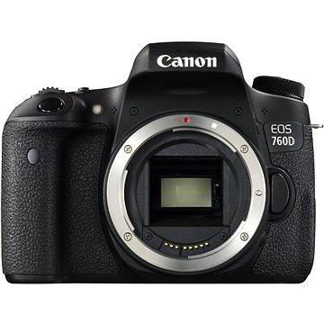 Canon EOS 760D body Black (0021C015) + ZDARMA Brašna na fotoaparát Lowepro Format TLZ 20