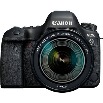 Canon EOS 6D Mark II + 24-105mm F/3,5- 5,6 IS STM (1897C022)