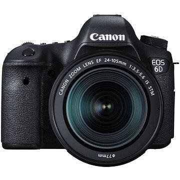 Canon EOS 6D + EF 24-105mm F3.5-5.6 IS STM (8035B124)