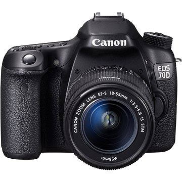 Canon EOS 70D body + 18-55mm IS STM (8469B036)