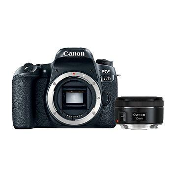 Canon EOS 77D + Canon 50mm f/1.8