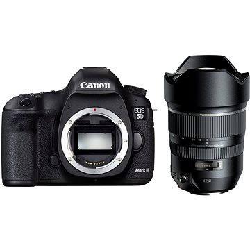 Canon EOS 5D Mark III + Tamron 15-30mm F2.8 Di VC USD + ZDARMA Paměťová karta 32GB SDHC CARD EYEFI MOBIPRO CLASS 10