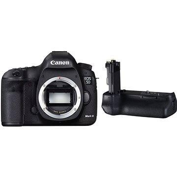 Canon EOS 5D Mark III body + bateriový grip BG-E11