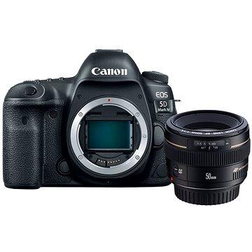 Canon EOS 5D Mark IV + Canon 50mm f/1.4 + ZDARMA Film k online zhlédnutí Škola focení s Ondřejem Prosickým