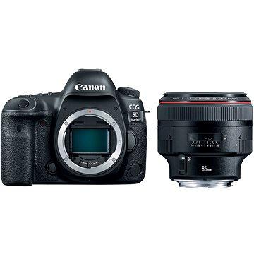 Canon EOS 5D Mark IV + Canon EF 85mm F1.2 L II USM + ZDARMA Fotobatoh Rollei Canyon L - 35L černo-červený Příslušenství Terronic Odrazná deska 5-in-1 / 80cm Systémový blesk Canon SpeedLite 430EX III - RT