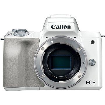 Canon EOS M50 tělo bílý (2681C002)