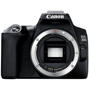 Canon EOS 250D tělo černý (3454C001)