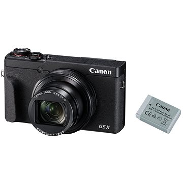 Canon PowerShot G5 X Mark II Battery Kit (3070C014)
