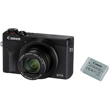 Canon PowerShot G7 X Mark III Battery Kit černý (3637C014)