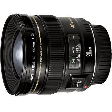 Canon EF 20mm F2.8 USM (2509A017)