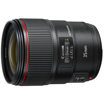 Canon EF 35mm f/1.4 L II USM (9523B005AA) + ZDARMA Kalkulačka Canon LS-100K zelená