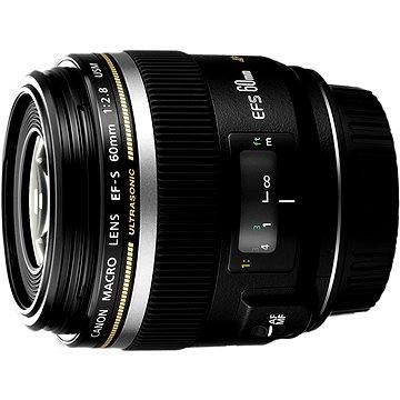 Canon EF-S 60mm f/2.8 macro USM (0284B013AA)