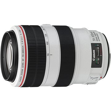 Canon EF 70-300mm F4.0-5.6 L IS USM (4426B005) + ZDARMA UV filtr HOYA 67mm FUSION Antistatic