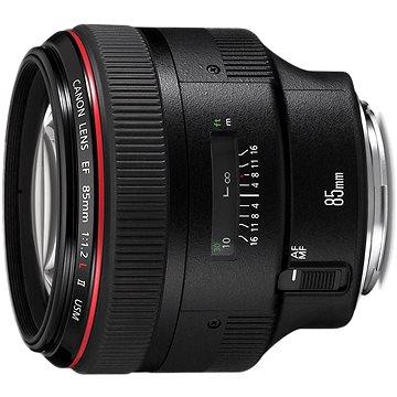 Canon EF 85mm F1.2 L II USM (1056B008) + ZDARMA Čisticí utěrka Hama utěrka MICRO OPTIC-CLEANER U