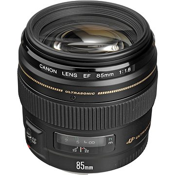 Canon EF 85mm F1.8 USM (2519A012AA)