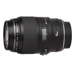 Canon EF 100mm f/2.8 USM Macro (4657A018AA)