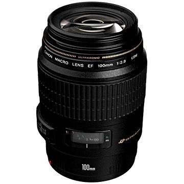 Canon EF 100mm f/2.8 USM Macro (4657A011)