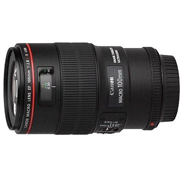 Canon EF 100mm f/2.8 L IS USM Macro (3554B005AA)