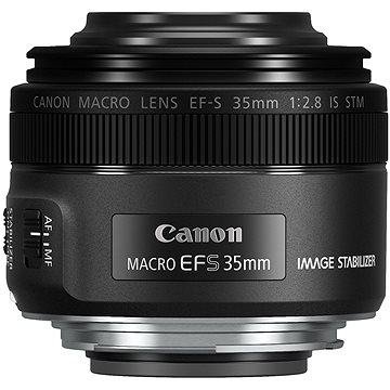 Canon EF-S 35mm f/2.8 IS STM Macro (2220C005AA)