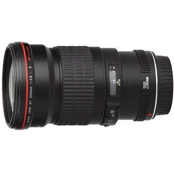 Canon EF 200mm F2.8 II L USM (2529A019) + ZDARMA UV filtr HOYA 72mm FUSION Antistatic