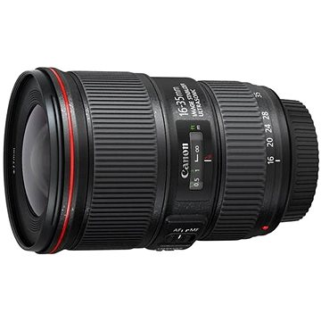 Canon EF 16-35mm F4L IS USM (9518B005) + ZDARMA Čisticí utěrka Hama utěrka MICRO OPTIC-CLEANER