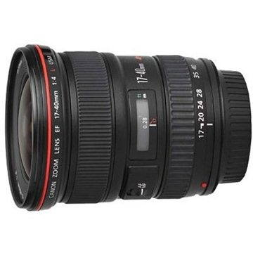 Canon EF 17-40mm f/4.0 L USM (8806A011AA)