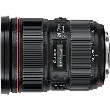 Canon EF 24-70mm F2.8 L II USM (5175B005) + ZDARMA Čisticí utěrka Hama utěrka MICRO OPTIC-CLEANER