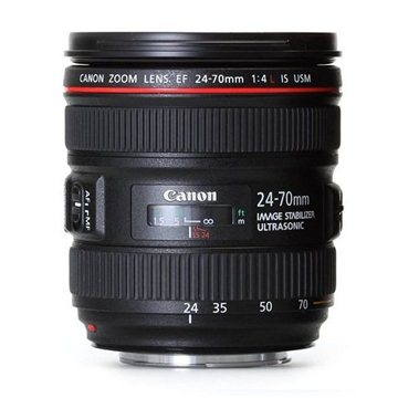 Canon EF 24-70mm F4 L IS USM (6313B005) + ZDARMA UV filtr HOYA 77mm FUSION Antistatic
