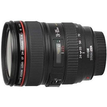 Canon EF 24-105mm F4 L IS USM (0344B010) + ZDARMA UV filtr HOYA 77mm FUSION Antistatic