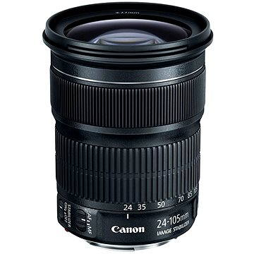 Canon EF 24-105mm F3.5-5.6 IS STM (9521B005) + ZDARMA UV filtr HOYA 77mm FUSION Antistatic