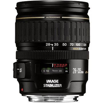 Canon EF 28-135mm F3.5 - 5.6 USM IS (2562A014)