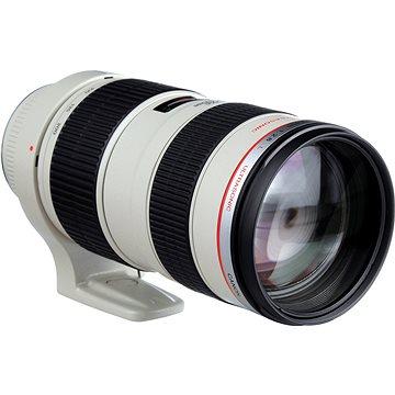Canon EF 70-200mm f/2.8 L USM Zoom (2569A022AA) + ZDARMA Polarizační filtr Polaroid CPL 77mm Kalkulačka Canon LS-100K zelená