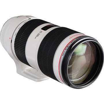Canon EF 70-200mm F2.8 L IS II USM Zoom (2751B005) + ZDARMA UV filtr HOYA 77mm FUSION Antistatic