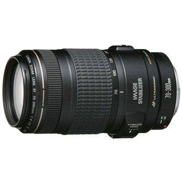 Canon EF 70-300mm F4.0 - 5.6 USM IS Zoom (0345B013) + ZDARMA UV filtr HOYA 58mm FUSION Antistatic