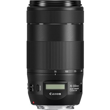 Canon EF 70-300mm F4.0 - 5.6 USM IS II USM (0571C005AA) + ZDARMA Čistící utěrka Hama utěrka MICRO OPTIC-CLEANER