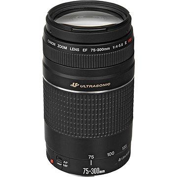 Canon EF 75-300mm F4.0 - 5.6 III USM Zoom (6472A019) + ZDARMA Čistící utěrka Hama utěrka MICRO OPTIC-CLEANER