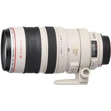 Canon EF 100-400mm f/4.5 - 5.6 LIS USM Zoom bílo-černý (2577A014AA)