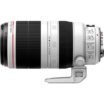 Canon EF 100-400mm F4.5 - 5.6L IS II USM Zoom (9524B005) + ZDARMA UV filtr HOYA 77mm FUSION Antistatic