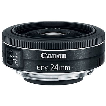 Canon EF-S 24mm f2.8 STM (9522B005AA)