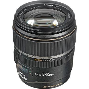Canon EF-S 17-85mm F4.0 - 5.6 IS USM Zoom černý (9517A015) + ZDARMA Film k online zhlédnutí Hledání Vivian Maier (dárek od Canonu)