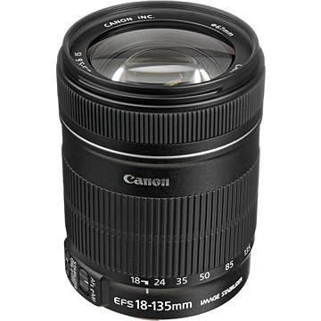Canon EF-S 18-135mm f/3.5 - 5.6 IS Zoom (3558B005AA)