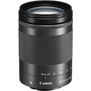 Canon EF-M 18-150mm f/3.5-6.3 IS STM Black (1375C005AA)