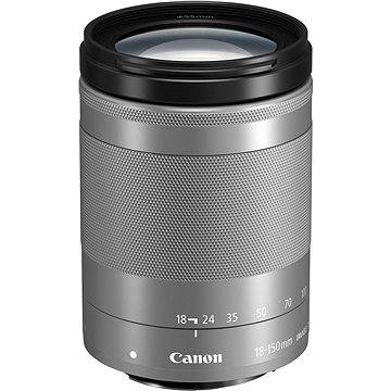 Canon EF-M 18-150mm f/3.5-6.3 IS STM Silver (1376C005AA)