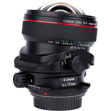 Canon TS E 17mm f/4.0 L (3553B005AA)