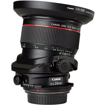 Canon TS E 24mm f/3.5 L II (3552B005AA)