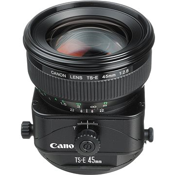 Canon TS E 45mm f/2.8 CZ (2536A026AA)