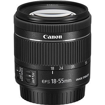 Canon EF-S 18-55mm f4-5.6 IS STM (1620C005AA)
