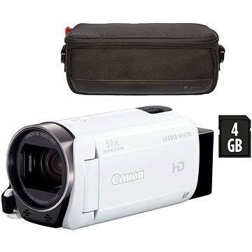 Canon LEGRIA HF R706 bílá - Essential kit (1238C032AA)