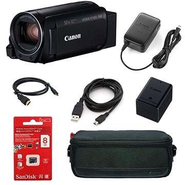 Canon Legria HF R806 kamera černá - Essential kit (1960C015AA)